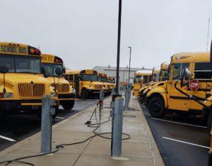 school Bus block heaters