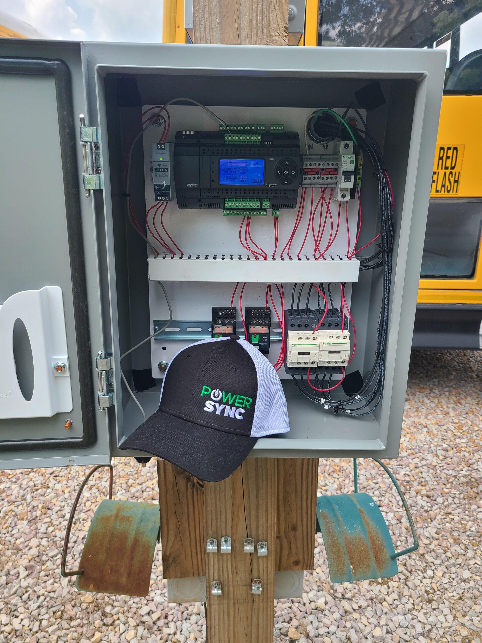 Intelligent Block Heater Controller 3